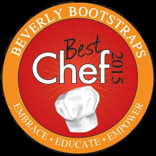 """Beverly Bootstraps """"Best Chef Night"""""""