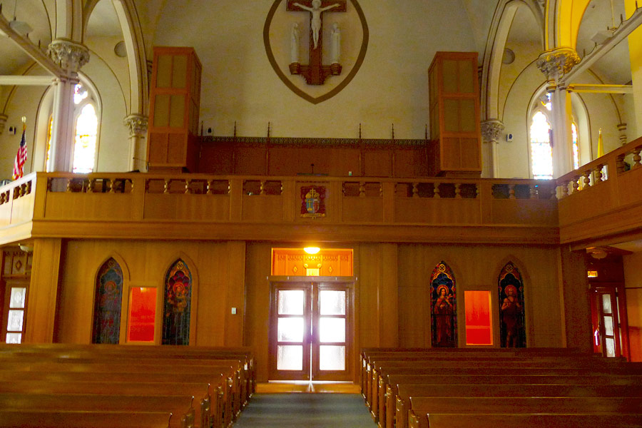 Immaculate Conception Church Marlborough Ma Bwk